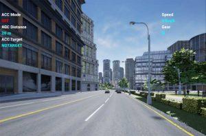 urban szenario